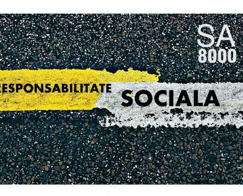 SA8000 2014 Responsabilitate sociala