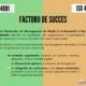 FACTORII DE SUCCES ISO 14001 SI 45001