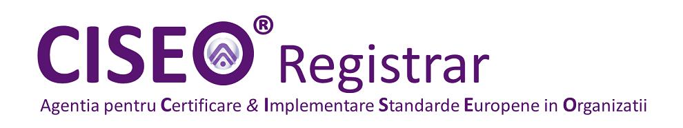 CISEO® Agentia pentru Certificare & Implementare Standarde Europene in Organizatii